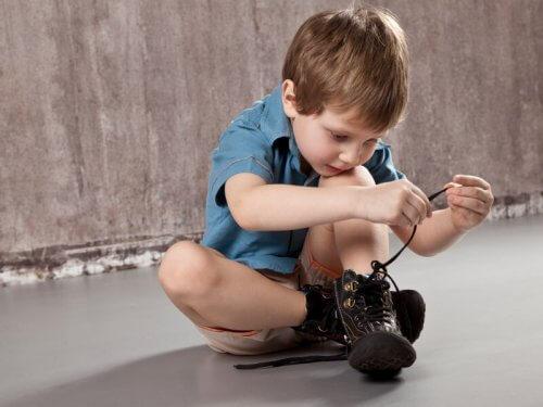 enseigner aux enfants la persévérance
