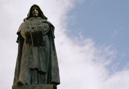 statue de Giordano Bruno