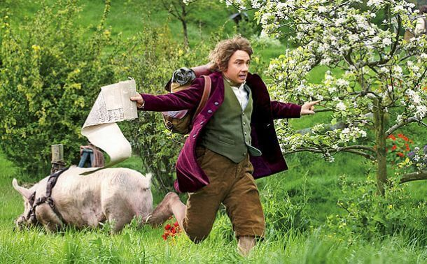 Le Hobbit Bilbon Sacquet