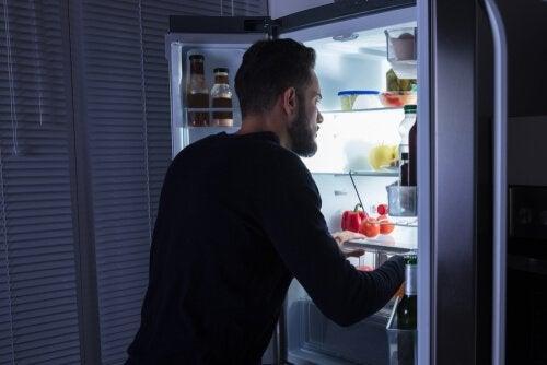 Le syndrome d'alimentation nocturne