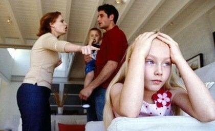 Lorsque vous avez honte de votre famille