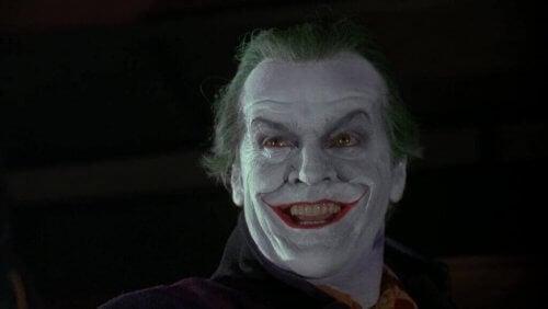 Le Joker de Jack Nicholson
