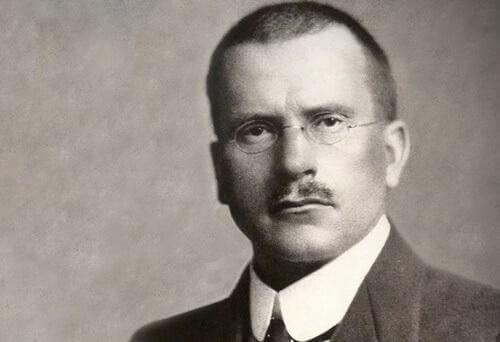 photographie de Carl Jung lorsqu'il était jeune
