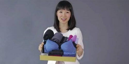marie kondo ou un exemple de discipline à la japonaise