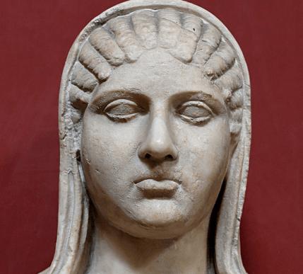 Aspasie de Milet : biographie de la belle hétaïre