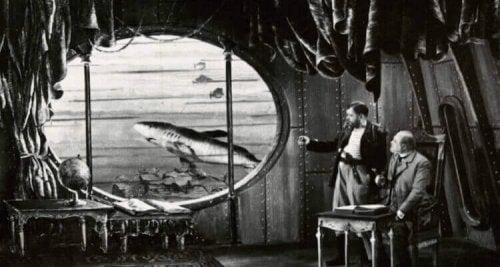 le sous-marin de Jules Verne