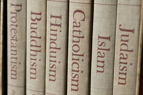 livres sur les religions