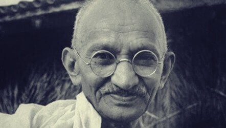 Mahatma Gandhi : biographie du leader de la non-violence