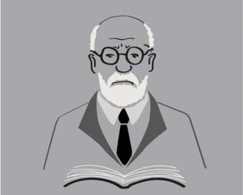 Otto Fenichel et Sigmund Freud