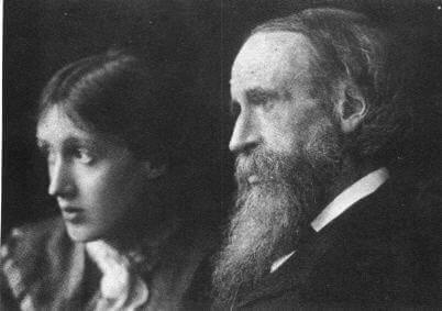 père de Virginia Woolf