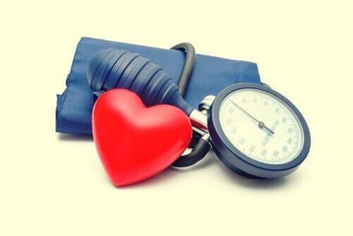la vasopressine régule la tension artérielle
