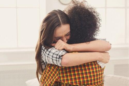 le soutien émotionnel et l'amitié