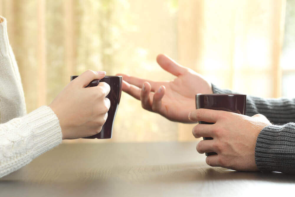 comment garder son calme lors d'une dispute ?