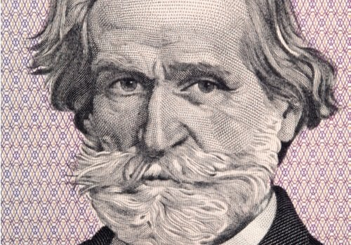 dessin de Verdi
