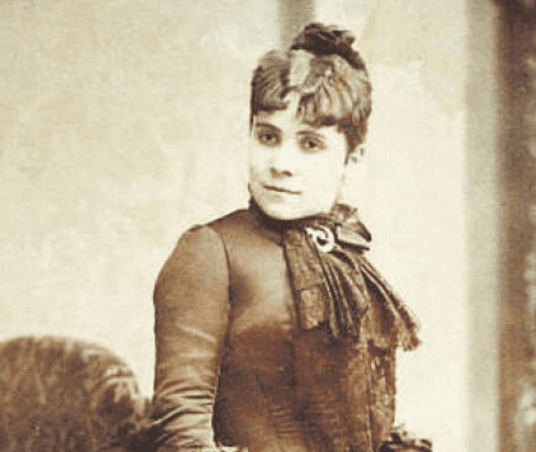 Un portrait de Dolores Aleu Riera