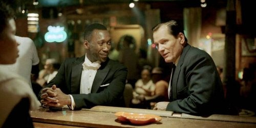 Don et Tony dans Green Book