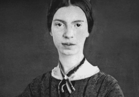 portrait d'Emily Dickinson