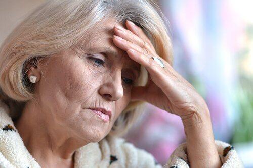 dépression chez les personnes âgées