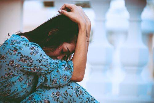 émotions inadaptées et tristesse