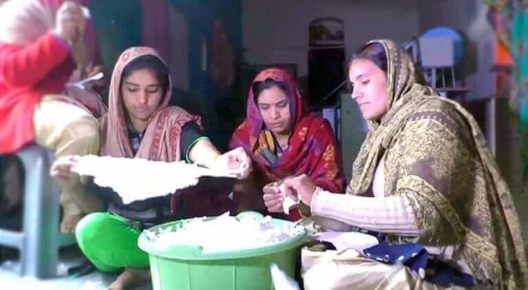 femmes en Inde et menstruation