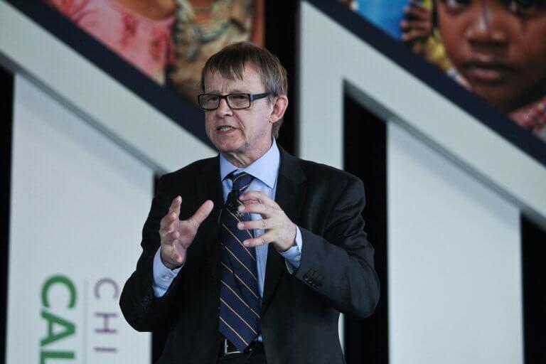 prévisions démographiques de Hans Rosling