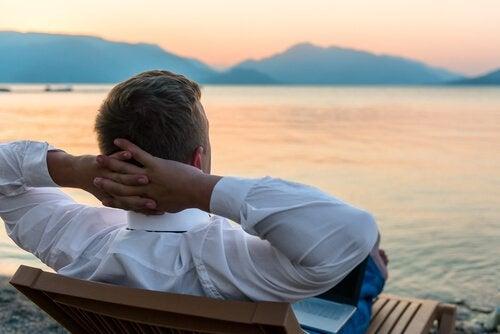 se décontracter pour apaiser le stress au travail