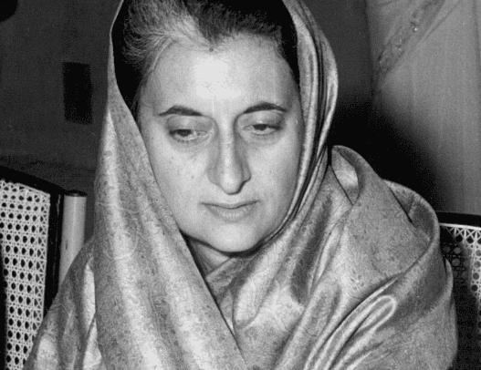 Indira Gandhi assassinat