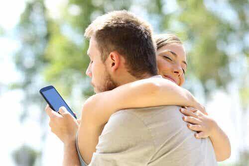 L'infidélité en ligne ou virtuelle