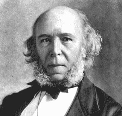 Herbert Spencer: biographie et oeuvre