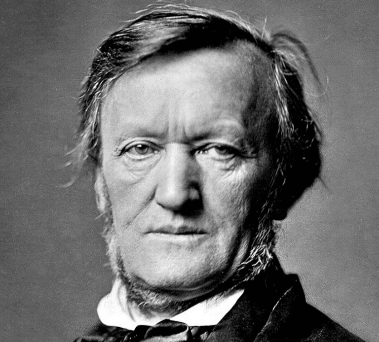 photographie de Richard Wagner