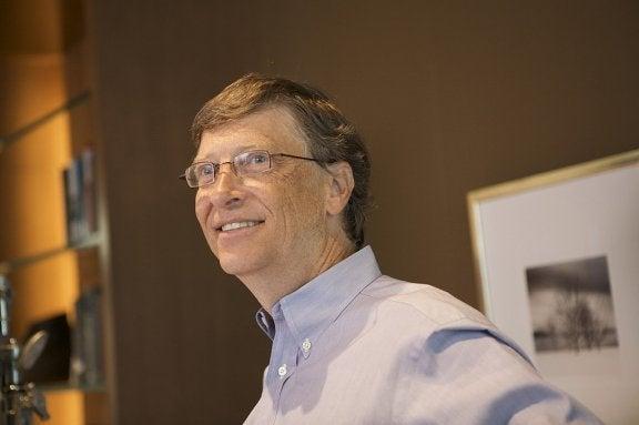 Des phrases de Bill Gates pour changer de perspective