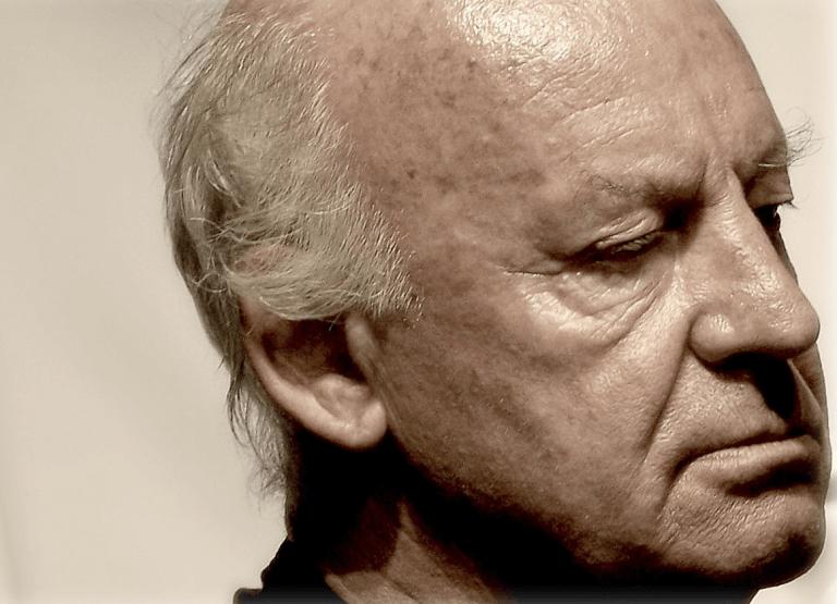 portrait d'Eduardo Galeano