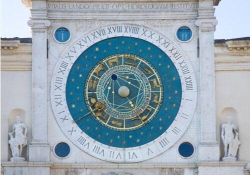 horloge astronomique de Padoue
