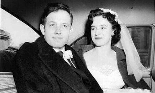 John Forbes Nash et sa femme