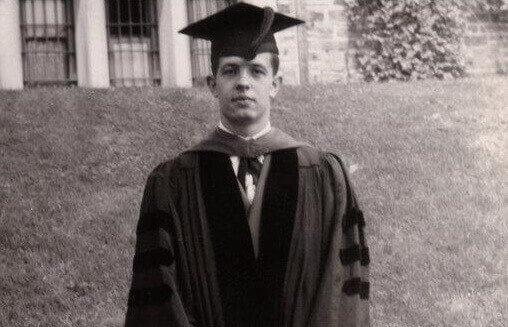 John Forbes Nash jeune