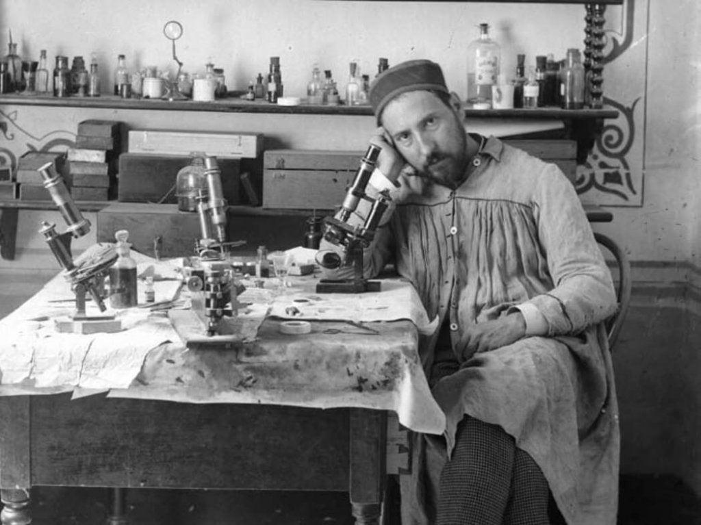 Ramon y Cajal et la médecine