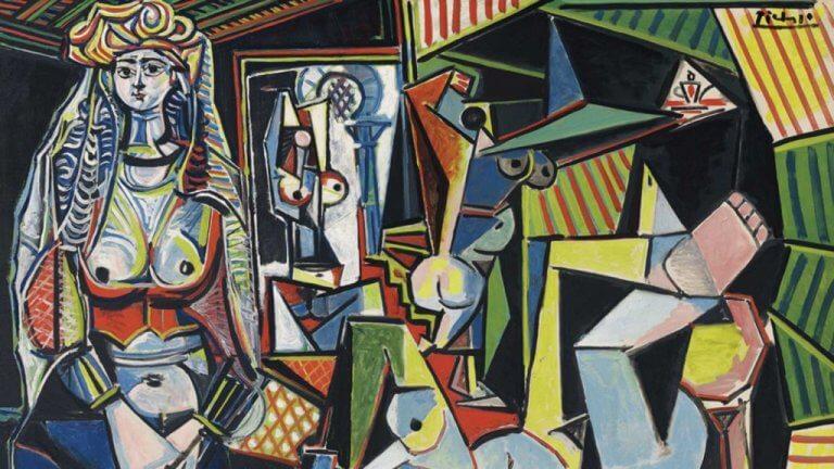 tableaux de Pablo Picasso