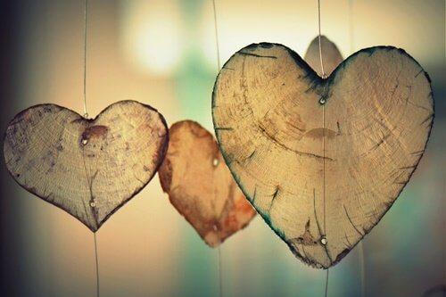 différents types d'amour
