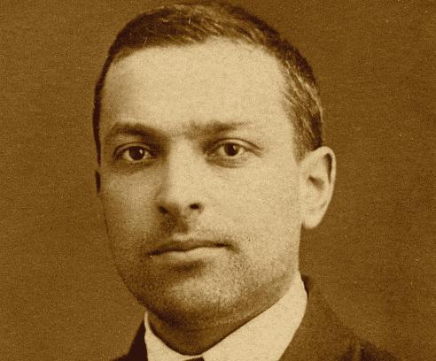 portrait de Vygotsky