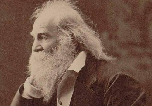 Walt Whitman âgé