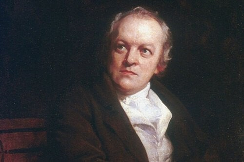 représentation de William Blake