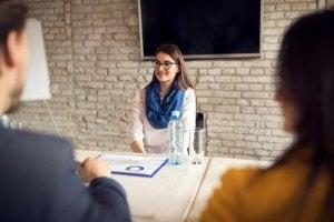psychologie du travail et entretien d'embauche
