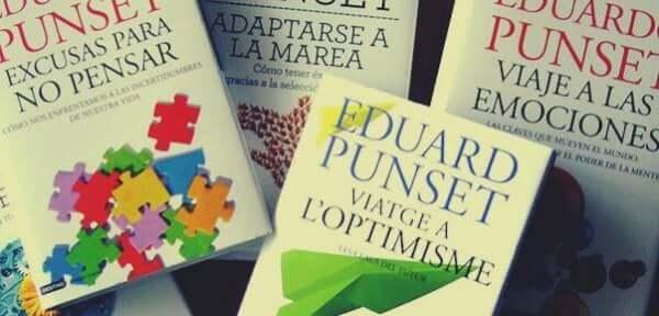 les ouvrages d'Eduard Punset