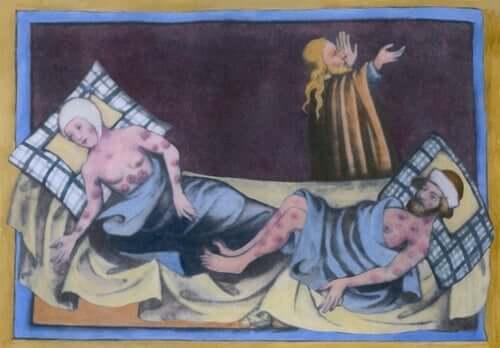 La terreur à l'époque de la peste noire
