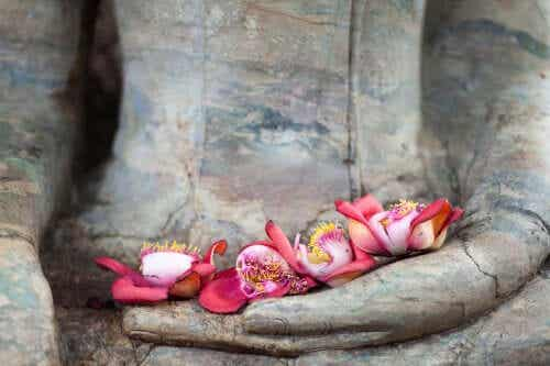Les axes de l'amour, selon le bouddhisme