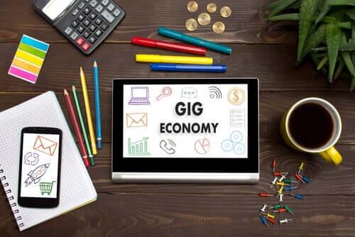 S'adapter à l'économie des petits boulots