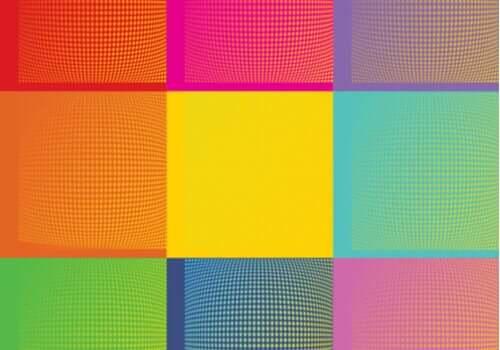 cadre de couleurs