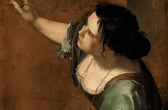 Artemisia Gentileschi, biographie d'une peintre baroque