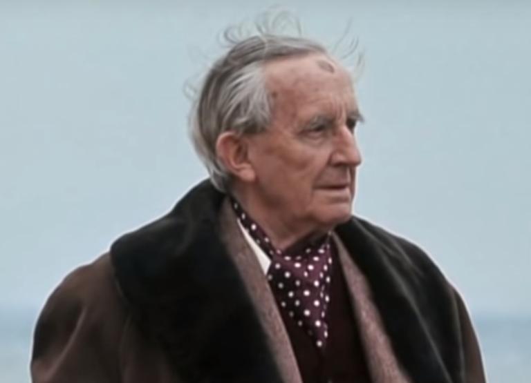 J.R.R. Tolkien, une vie de film