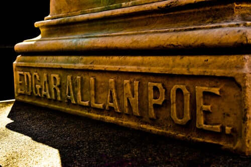 monument d'Edgar Allan Poe